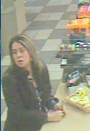 Woman accused of stealing several items from UDF store in Kettering (Photo: Kettering Police Dept. Facebook page)