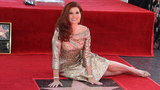 Debra Messing honored with star on Hollywood Walk of Fame
