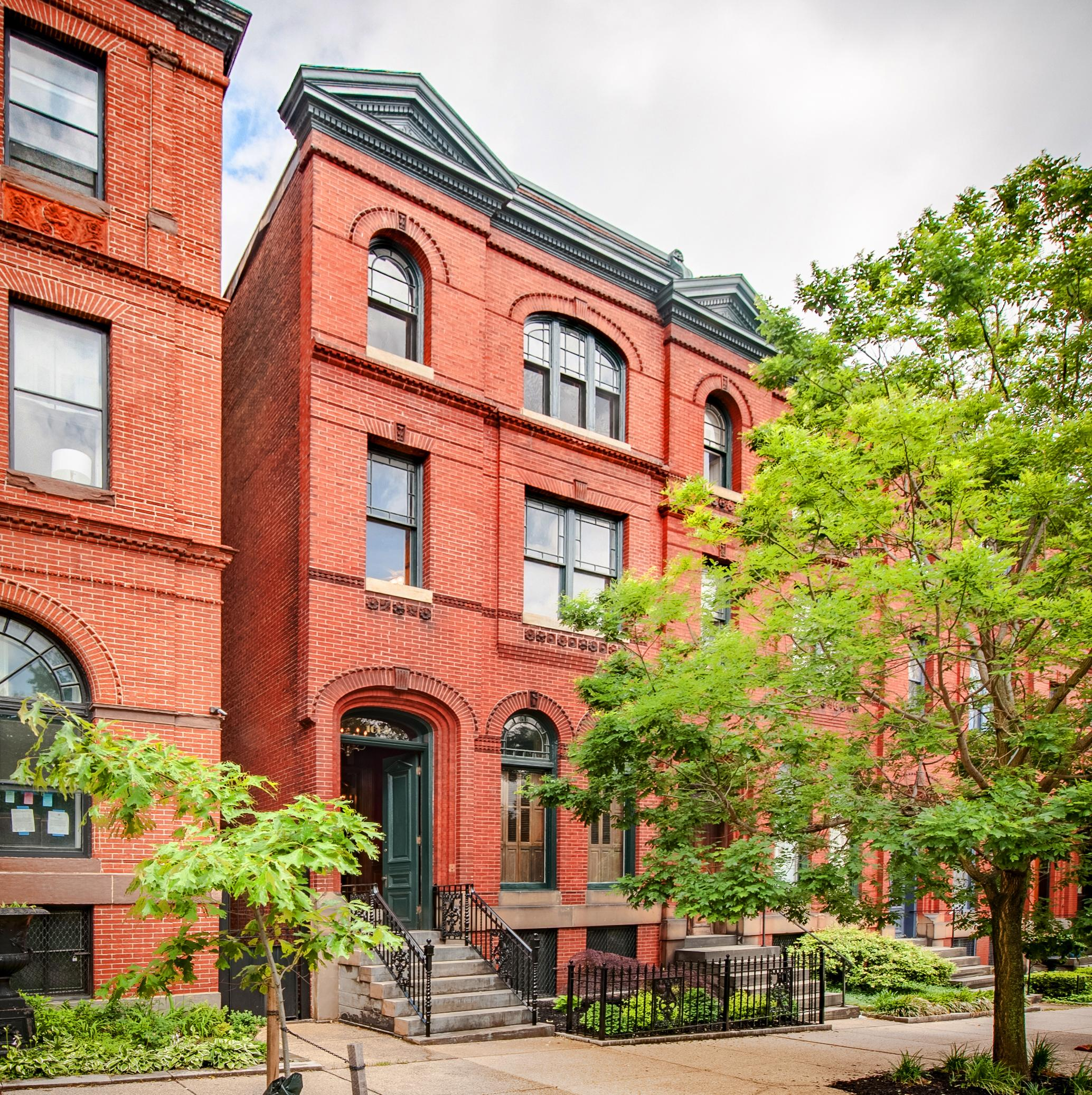 "Frank And Claire Underwood's ""DC"" Brownstone Is For Sale"
