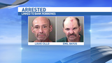 Pensacola police arrest two bank robbery suspects