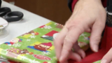Local teacher teaches the gift of giving