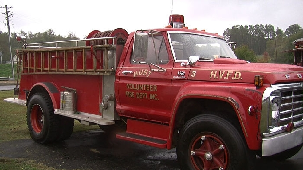 Hurt Volunteer Fire Department Celebrates 50th Anniversary ...
