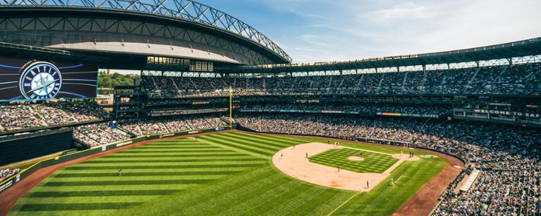 Celebrate dad by taking him out to the ballgame! The first 10,000 dads take home a handy Mariners BBQ Glove.{ }(Image: MLB.com) The game starts at 1:10.{ } Mariners versus the Boston Red Sox.{ } For tickets head to MLB.com. (Image: MLB.com){ }