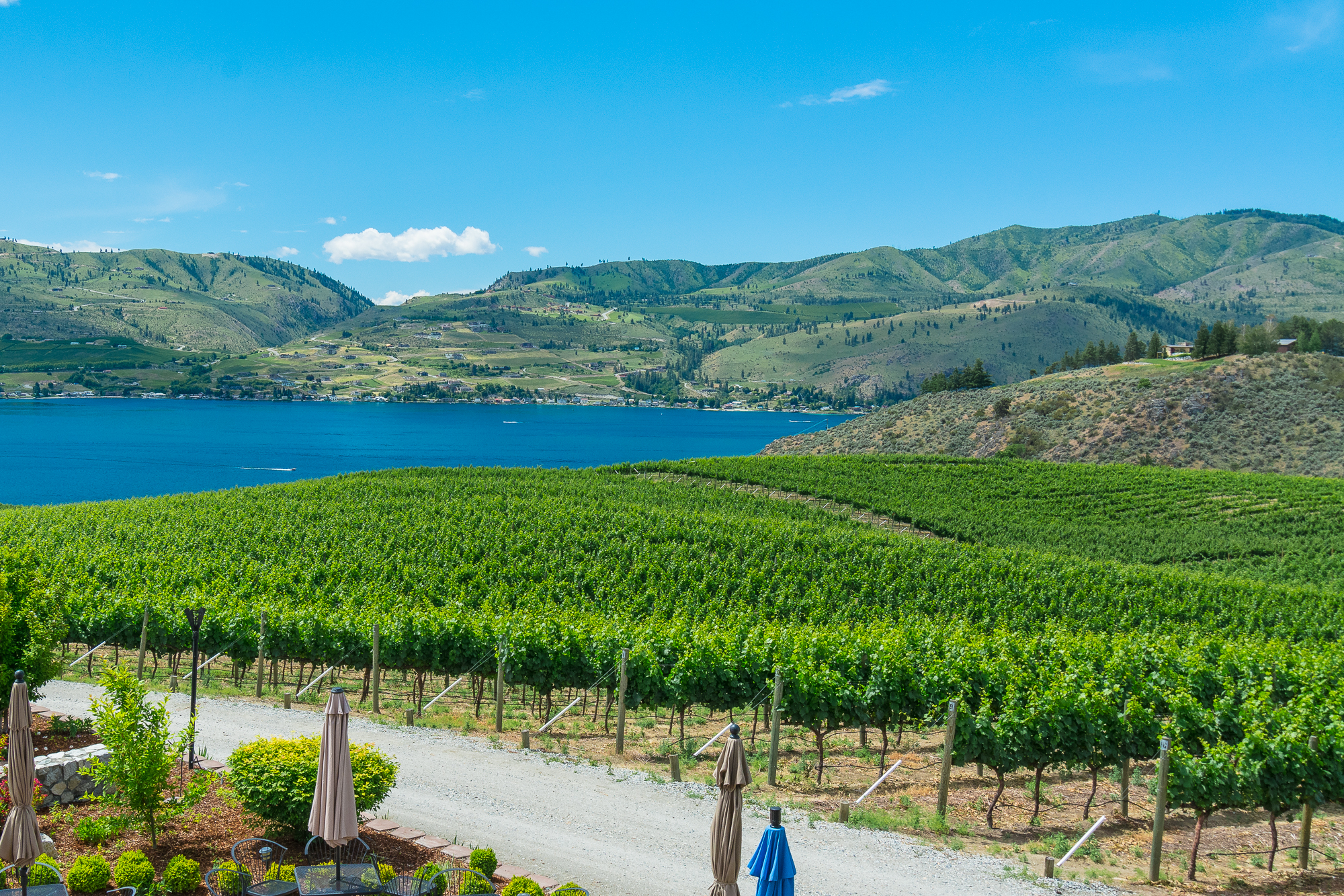 If warm weather and being in water is your idea of summer, you'll love Chelan.(Image:{ }Marissa Pederson / Seattle Refined)