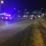 Pedestrian killed in crash on I-35 near downtown