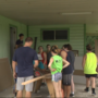 A missionary group helps restore homes damaged by Harvey