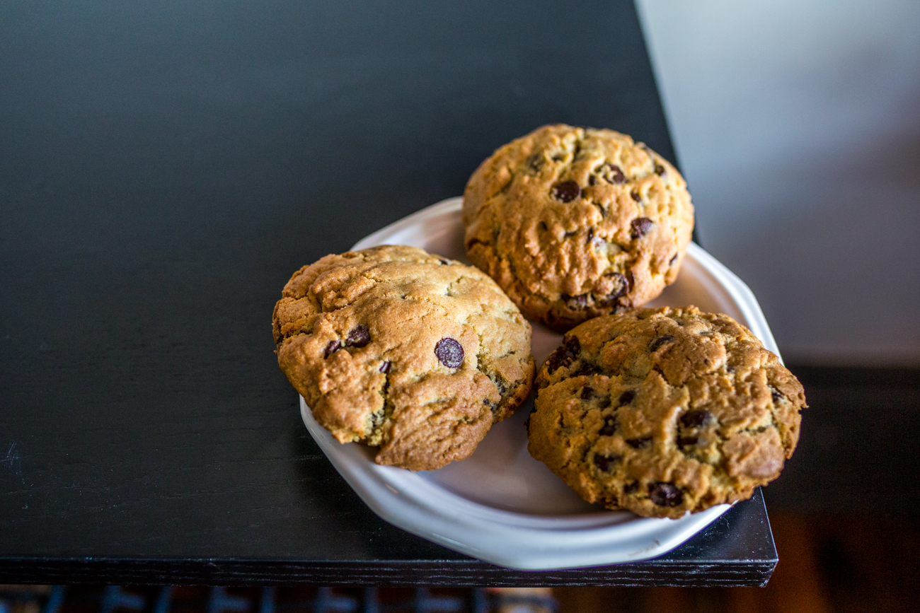 Chocolate chip cookies / Image: Catherine Viox{ }// Published: 8.1.19