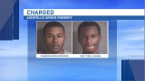 Three charged in weekend armed robbery in Asheville