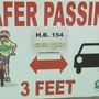 New Ohio law requires drivers to give bicyclists more room when passing
