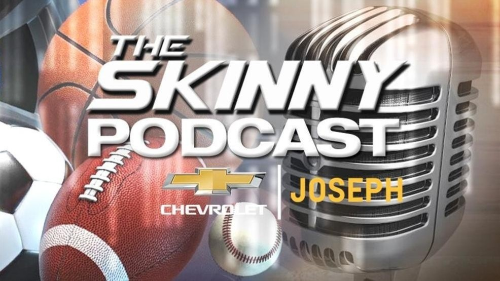 The Skinny Podcast: Talking Sports with Rick Broering (9/18/19)