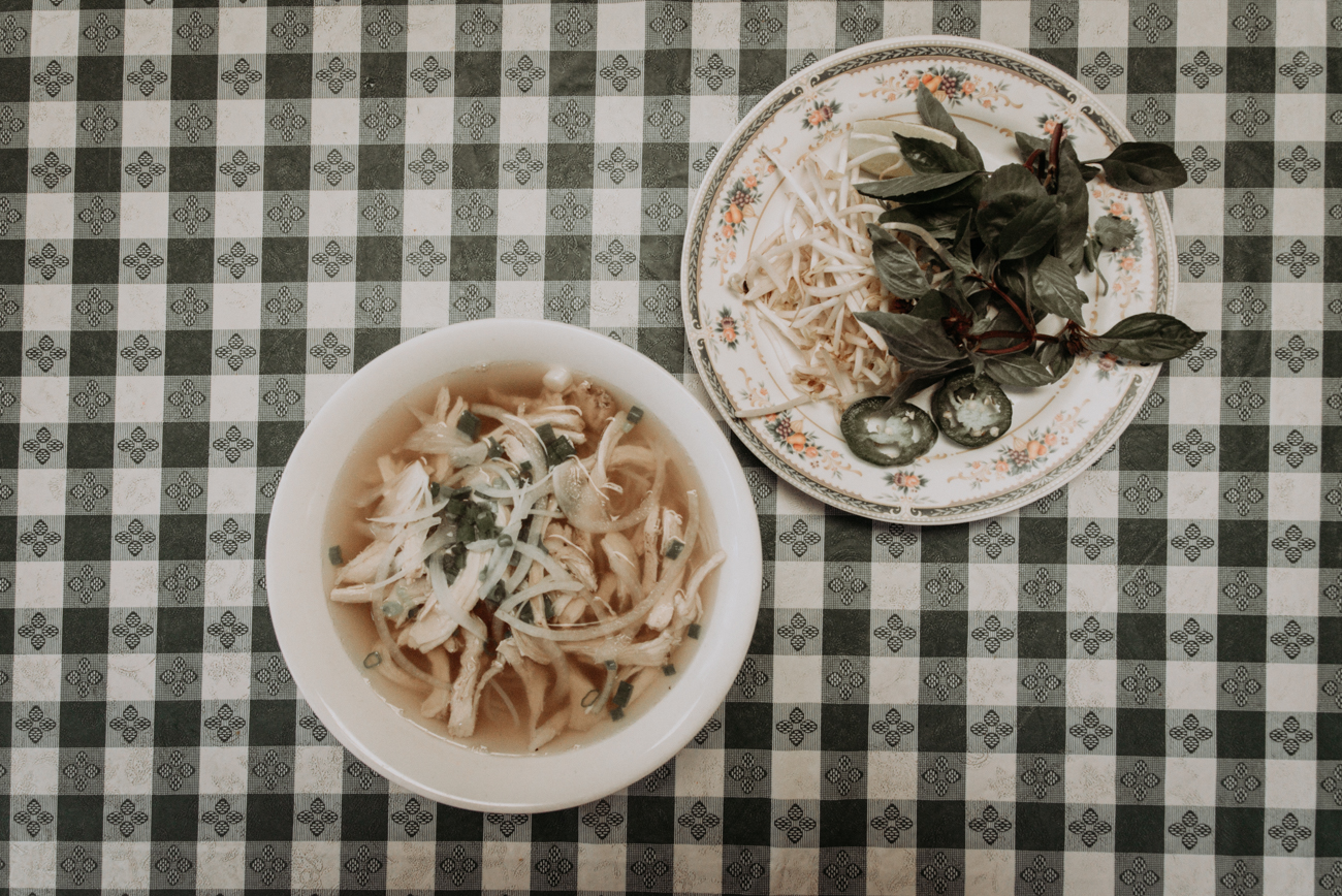 Chicken Pho / Image: Brianna Long // Published 10.3.17