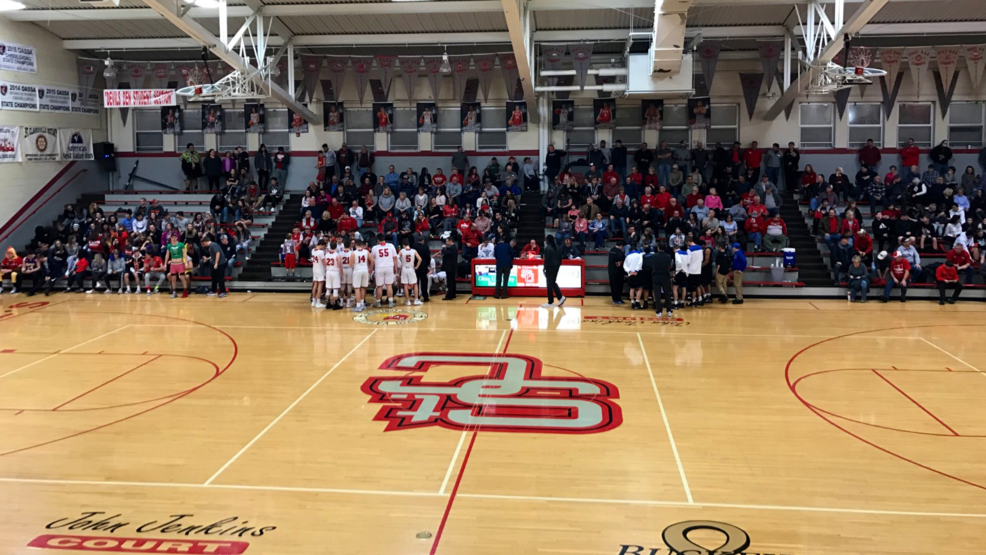 1.15.19 Highlights: St. Clairsville vs. Harrison Central - boys basketball