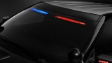Speeders beware: Ford develops stealthy light bar for cop cars