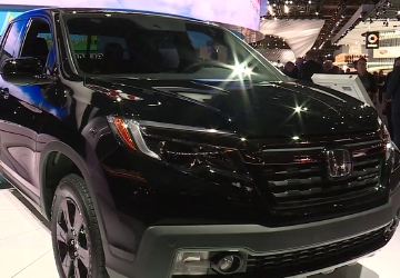 North American Truck of the Year award given at NAIAS