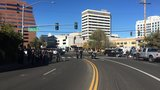 Police pursuit ends in crash at California Ave. and Plumas St. in Reno