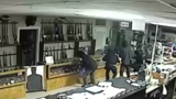 Four indicted for five gun store robberies in Tennessee, Kentucky