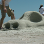 Lander University students bring more beauty to the beach with sand sculpture series