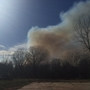 Firefighters battling large grass fire in Sapulpa