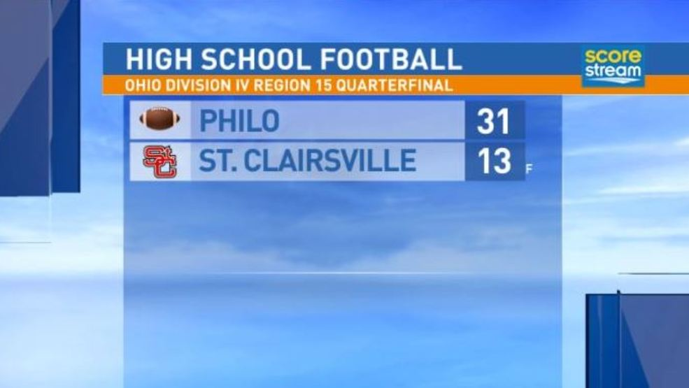 11.3.17: Philo at St. Clairsville