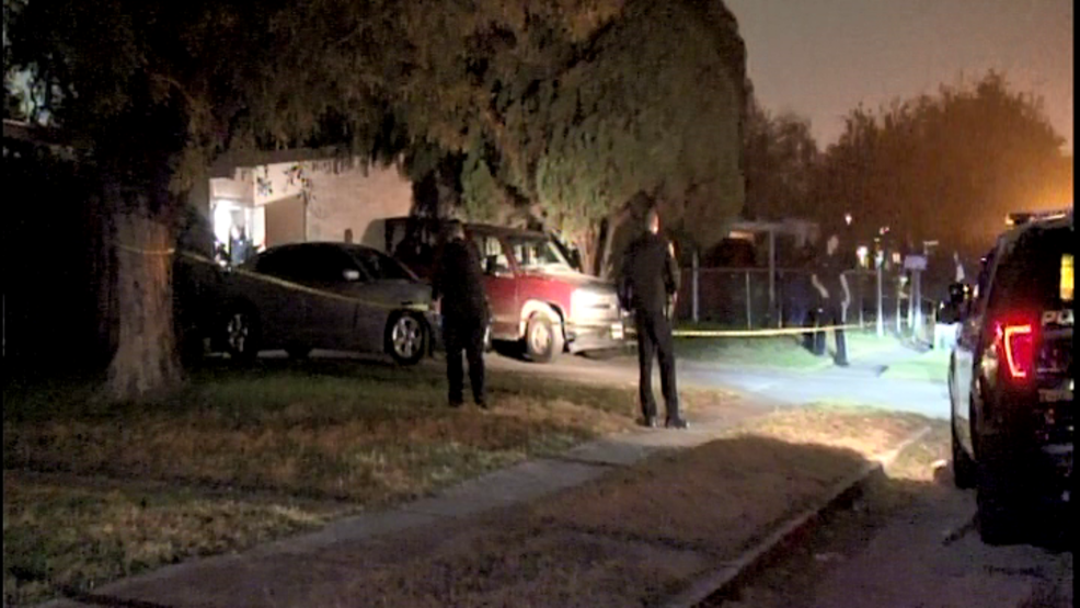20 year old man shot outside his home on east side woai