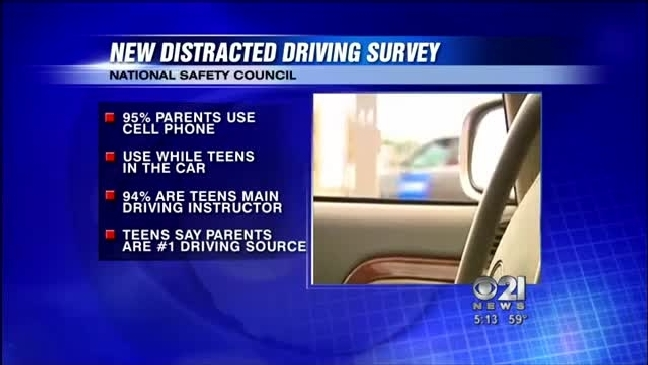 HACC pledges to help stop distracted driving