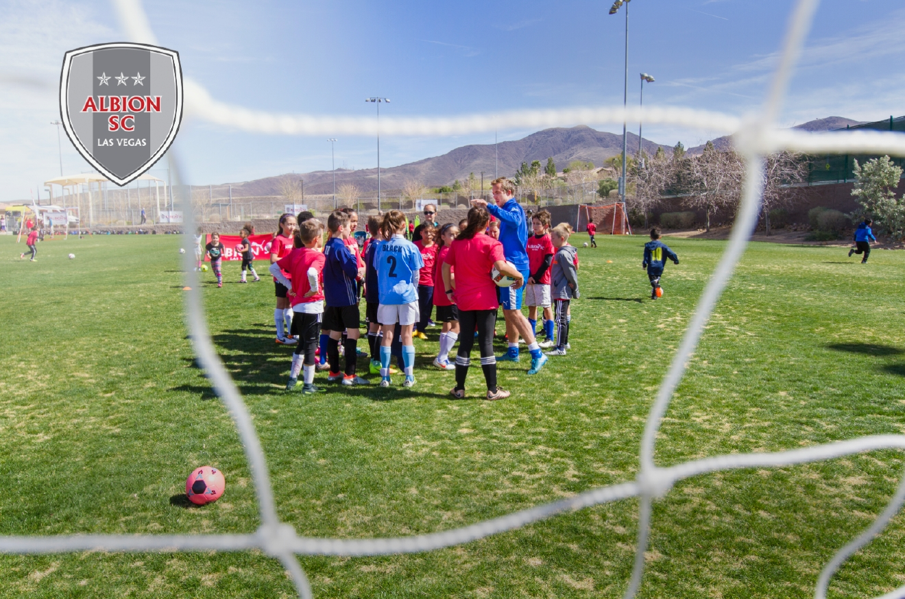 Inspirada FC Elite, the Las Vegas-based competitive youth soccer program that has achieved significant success on the field since it launched two years ago, is making another move – this time aligning with the renowned San Diego-based Albion SC with an aim to elevate the youth soccer experience in Las Vegas. (Photo provided)