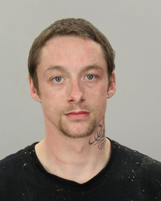 Skyler Waldrop (Coos County Sheriff's Office photo)
