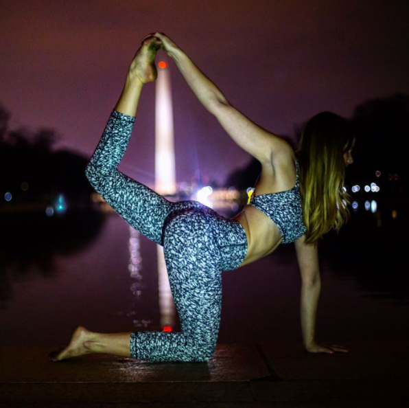 (Image: Photo by @princelowery via IG user @capitalyogagirl / instagram.com/capitalyogagirl)