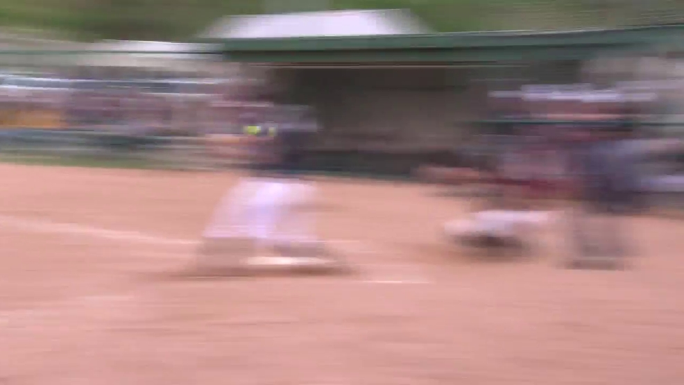 5.6.16 Video- Madonna vs. Wheeling Central- high school softball sectional