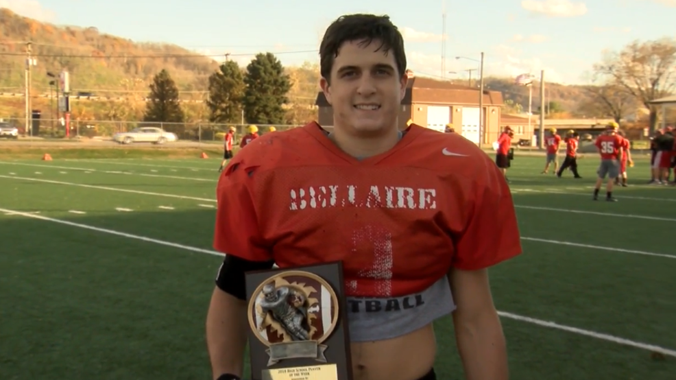 11.7.18 Player of the Week: Cole Porter, Bellaire