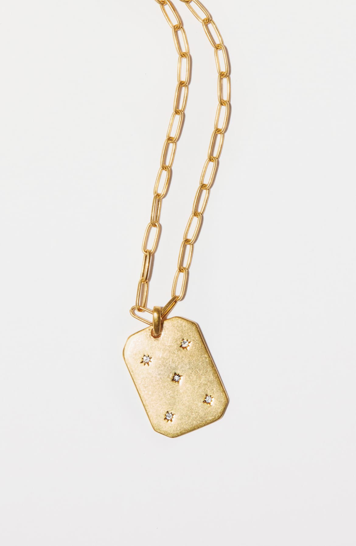 "<p>Shine bright with this vintagey necklace featuring a dog-tag pendant set with pavé sparkle that's dangled from a modern open-link chain. $32.{&nbsp;}<a  href=""https://shop.nordstrom.com/s/madewell-twinkle-pave-pendant-necklace/5440174/full?origin=category-personalizedsort&breadcrumb=Home%2FHoliday%20Gifts%2FGifts%20for%20Her&color=vintage%20gold"" target=""_blank"" title=""https://shop.nordstrom.com/s/madewell-twinkle-pave-pendant-necklace/5440174/full?origin=category-personalizedsort&breadcrumb=Home%2FHoliday%20Gifts%2FGifts%20for%20Her&color=vintage%20gold"">Shop it{&nbsp;}</a>(Image: Nordstrom){&nbsp;}</p>"