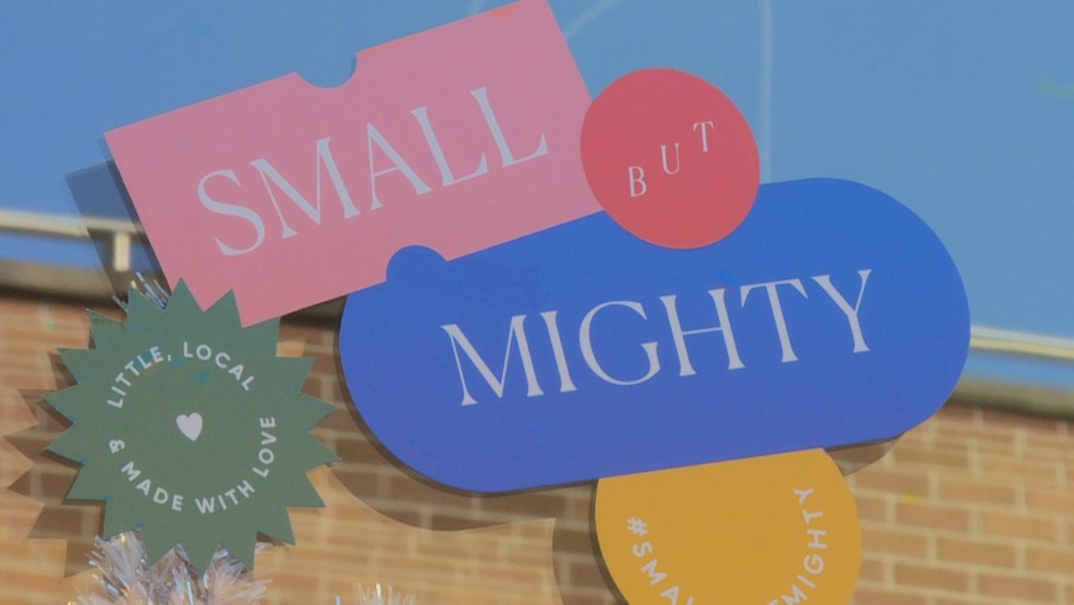 'Small but mighty': Hilldale gives extra love to local shops on Small Business Saturday