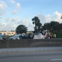 1 hospitalized after crash that shut down Turnpike in West Palm Beach