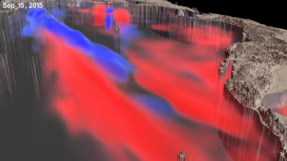 NASA provides 3-D look into how record 2015 El Niño progressed