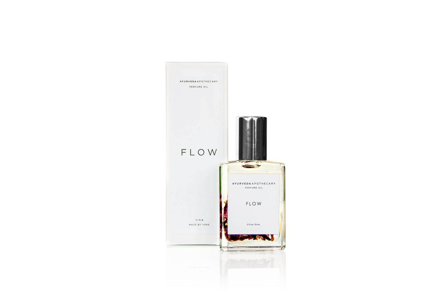 Inspired by living close to the land, hand-blended products from Ayurveda Apothecary like Flow Perfume Oil are formulated seasonally with a commitment to green beauty.<p></p>