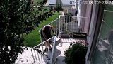 Layton resident catches thief stealing a package off his porch in surveillance video