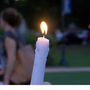 Vigil held for Charlottesville victims in Coolidge Park