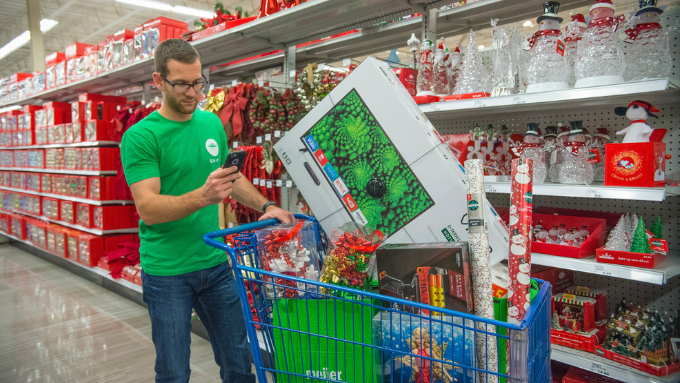 meijer is gearing up for the holidays by expanding their home delivery service to include toys wrapping paper christmas decorations and the seasons