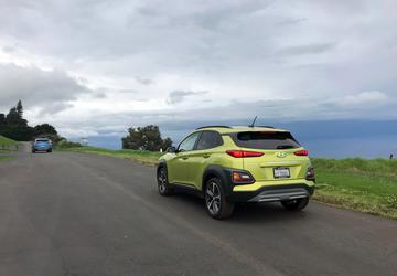 PHOTO GALLERY: 2018 Hyundai Kona