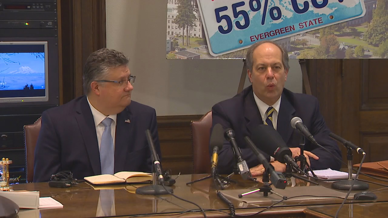 State lawmakers who are trying to lower the car tabs are on a collision course with their competing bills. (KOMO News){ }