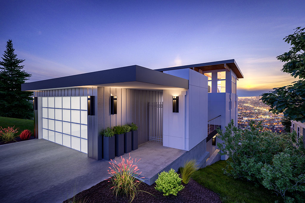 Photos this luxury modern home in mt baker is giving us for Seattle modern house
