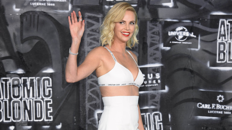 Gallery: Stars go nuclear at 'Atomic Blonde' premiere