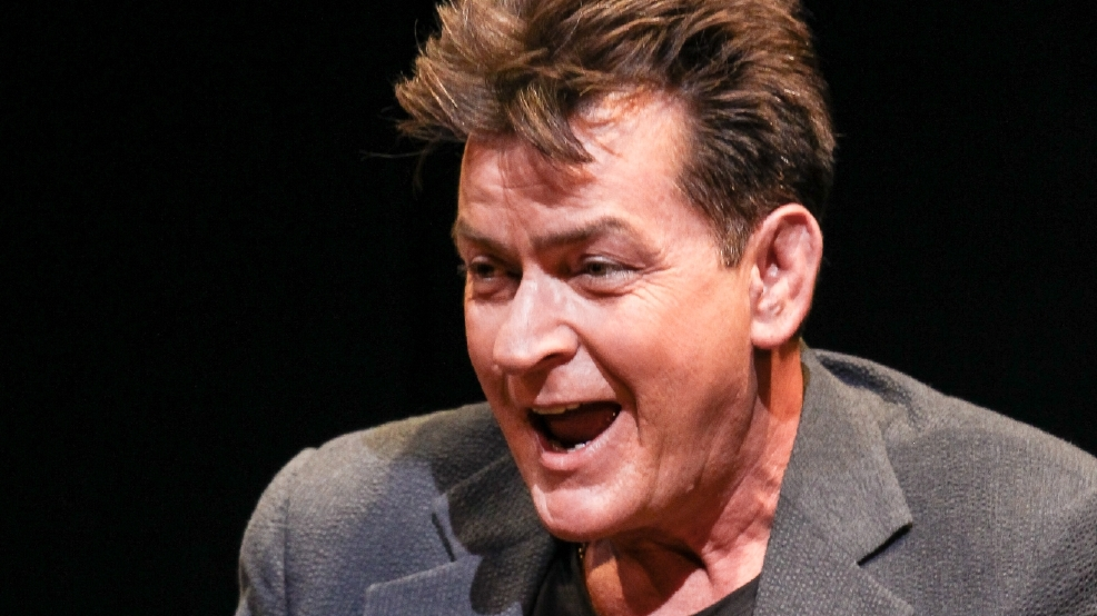 Charlie Sheen proclaims experimental HIV treatment has suppressed virus