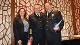 Chattanooga Firefighters honored at awards ceremony Monday