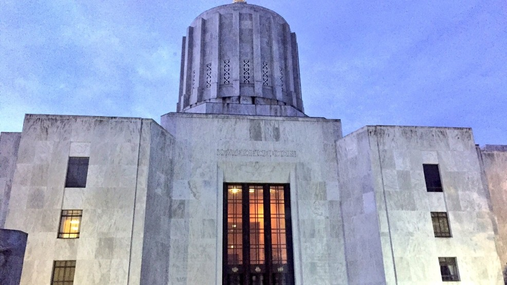 Oregon State Capitol (SBG)