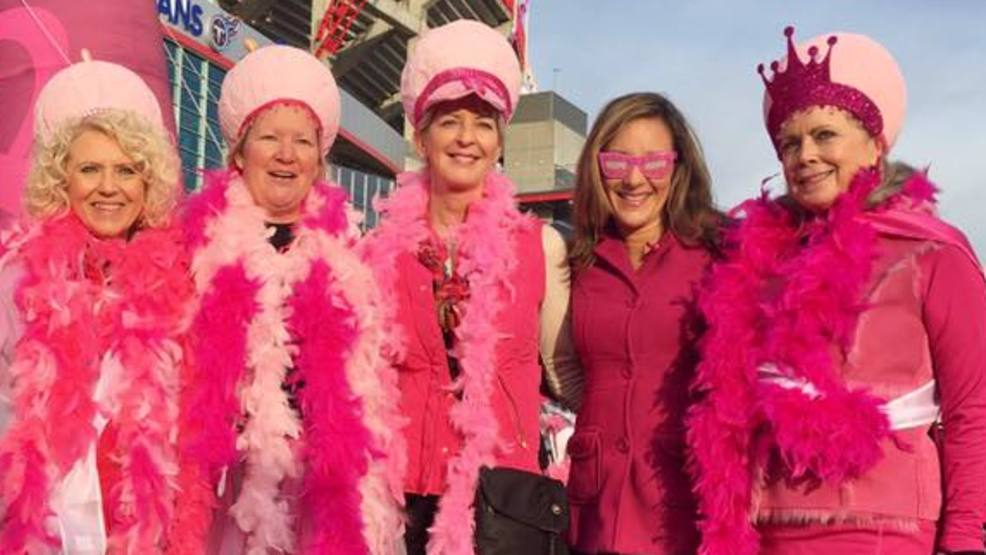 25,000 expected at Nashville's Making Strides Walk Against Breast Cancer