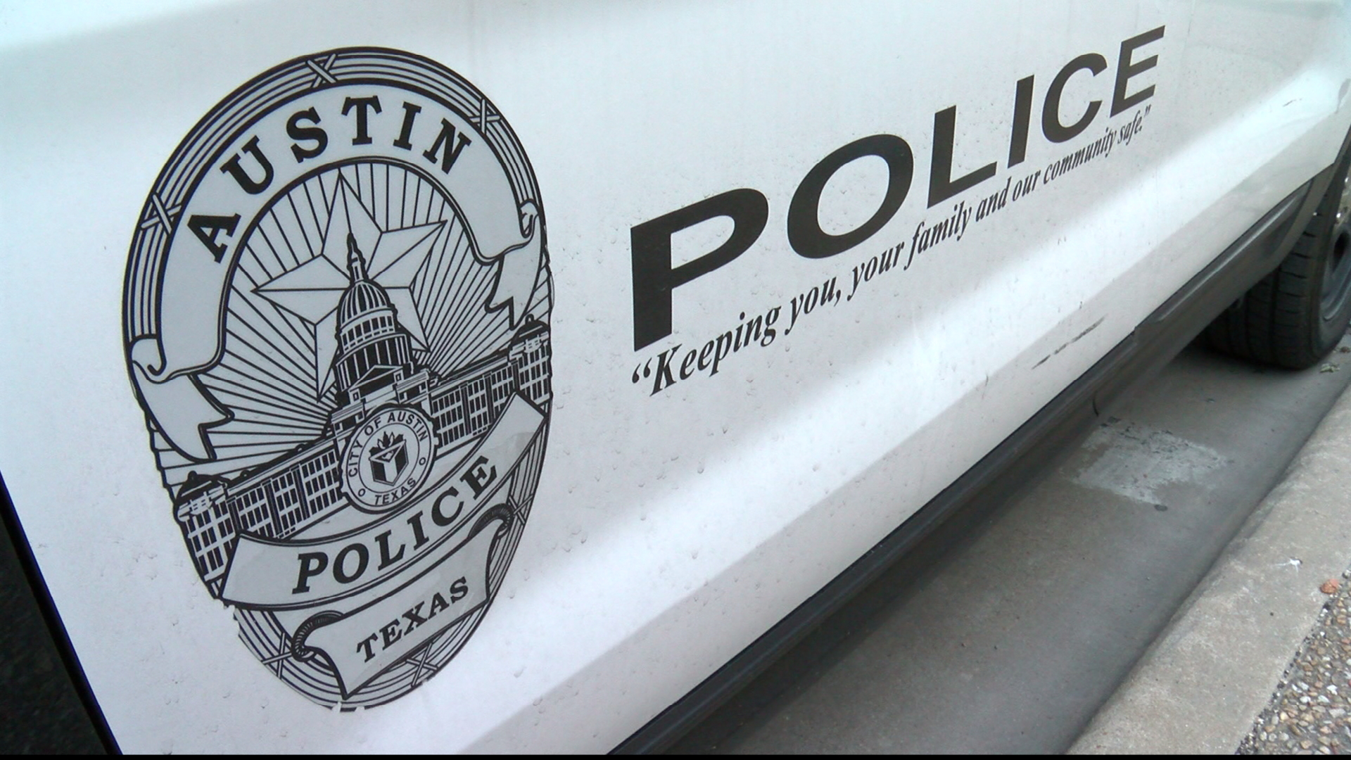Austin Police Sergeant Gary Christenberry died on Friday after suffering severe burns in an accident at his home while he was off duty. (File photo: CBS Austin)