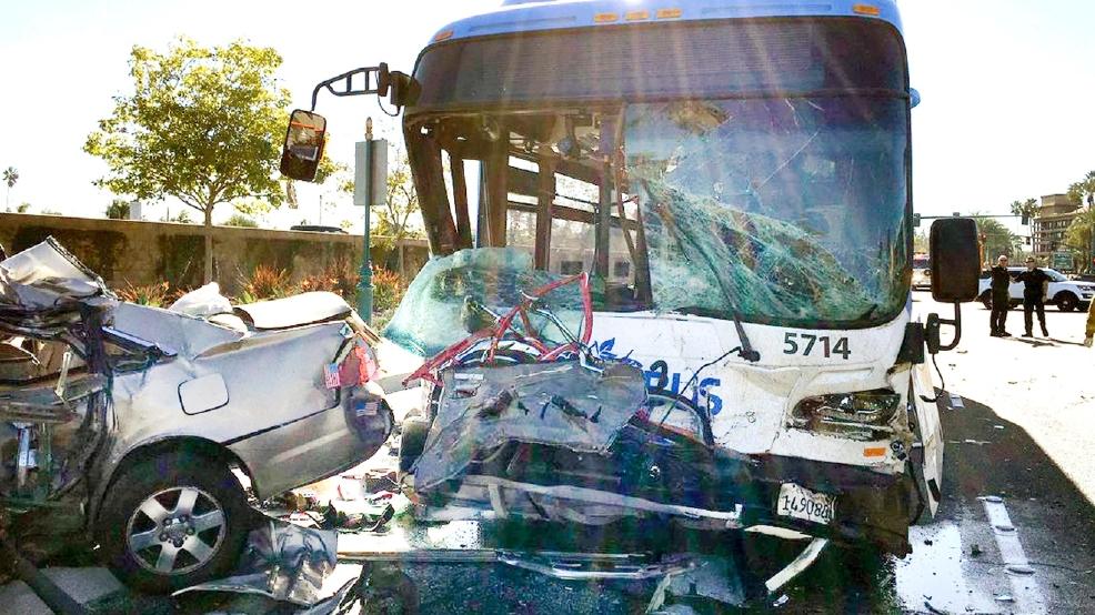 Car Crash In Orange County Kills