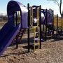 Taylorville park vandalized; police search for suspect