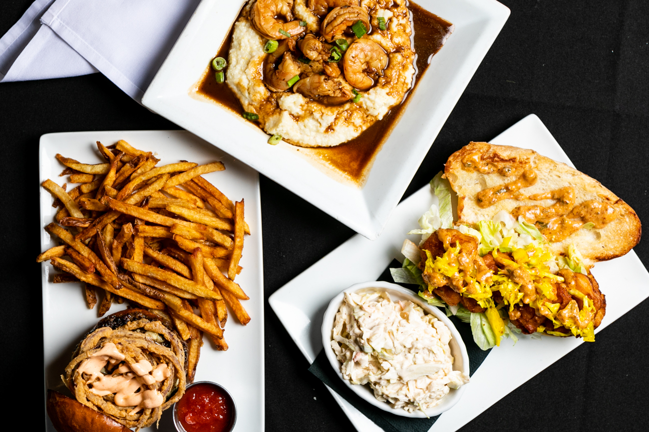 Brew River has been known for Creole cuisine since it opened, but now, in their new location, their focus is even more targeted toward creole and the craft beer they're named for. ADDRESS: 4632 Eastern Avenue (45226) / Image: Amy Elisabeth Spasoff // Published: 5.19.19